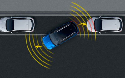Advanced Park Assist e visione a 360°
